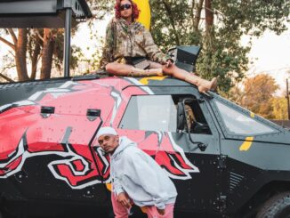 Tumi Tladi's New 'Basadi Remix' Video