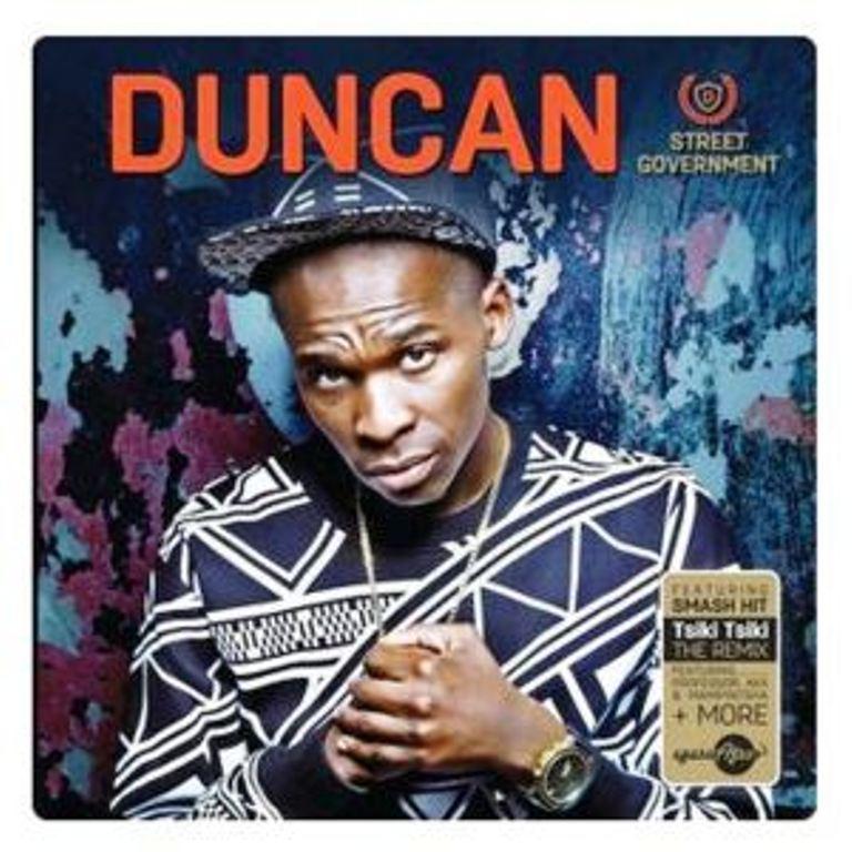 Duncan Ngizobe Nginani