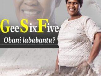 Gee Six Five (G65) - Obani LabaBantu