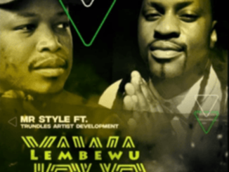 Mr Style Lomntwana Uyababa (Amapiano 2020)