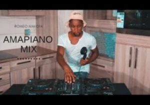 Romeo Makota – Amapiano Mix (01 January 2021)