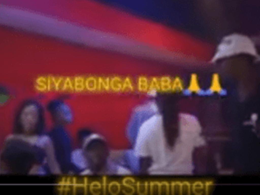 We Ramaphosa siyabonga baba Halo summer amapiano