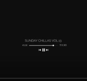 SiMA – Sunday Chillas Vol.13 (The Singalong Mix)