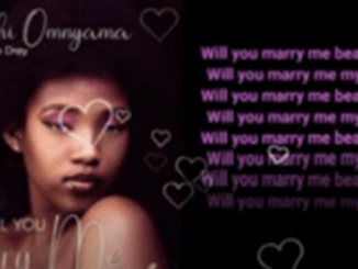 Spanchi Omnyama & Makhoe Drey – Will you marry me