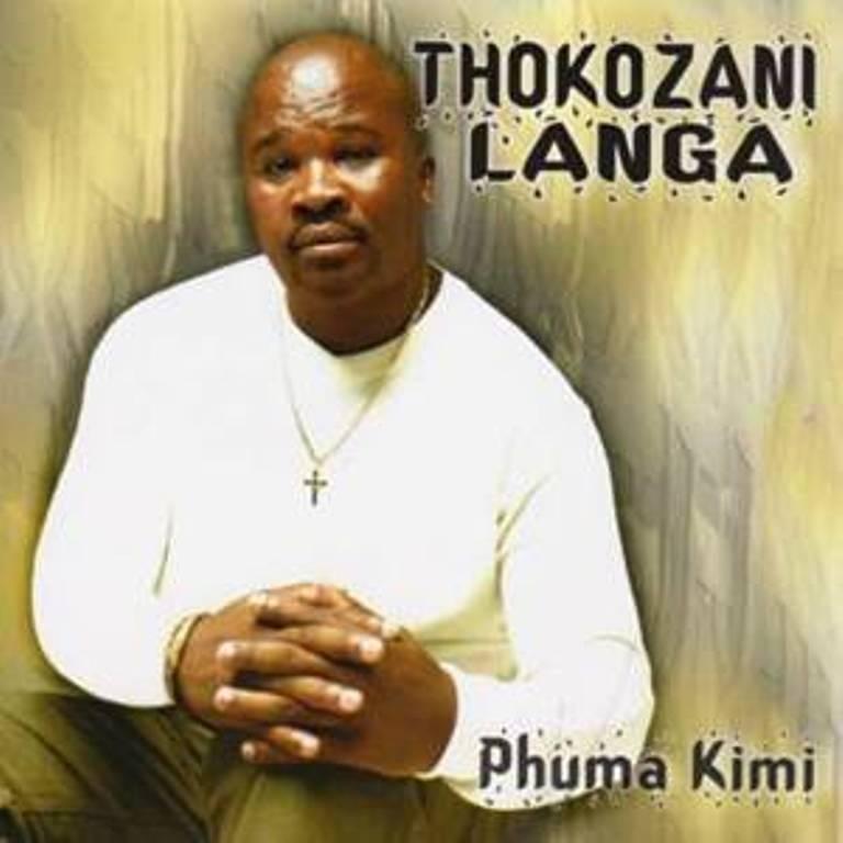 Thokozani Langa – Isiqalekiso Album