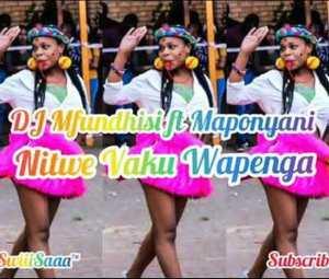 Dj Mfundisi Nitwe Vaku Wapenga