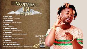 Omee Otis Mountains of Mopani