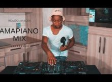 Romeo Makota – Amapiano Mix, Romeo-Makota-–-Amapiano-Mix-13-January-2021