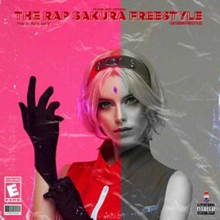 Rude Kid Venda - The Rap Sakura Freestyle