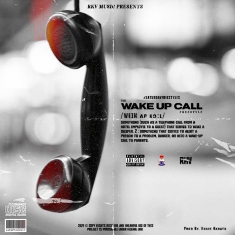 Rude Kid Venda - The Wake Up Call