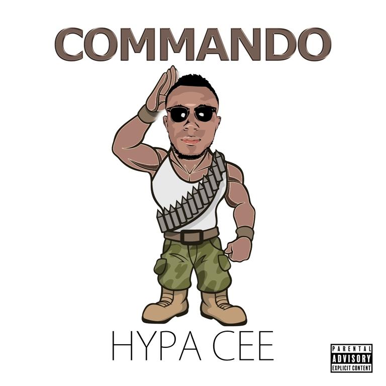 Hypa Cee - Commando