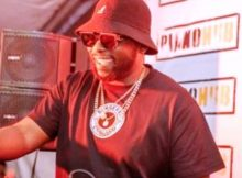 DJ Maphorisa Ke GHOST