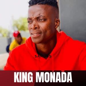 King Monada Mabaka Trumpet