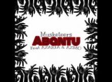 Musketeers ft Azmo & Azaria – Abantu