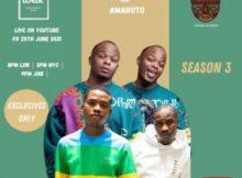 Amapiano Balcony Mix Africa Live with Amaroto