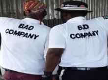 BAD COMPANY 1836 MOSAKAMELO (Full Force)