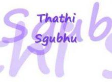 Bongo Maffin – Thathi Sgubhu