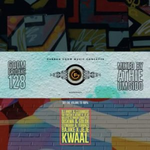 DJ Athie – Gqom Fridays Mix