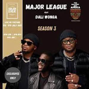 Major League & Daliwonga – Amapiano Live Balcony Mix B2B (S3 EP04)