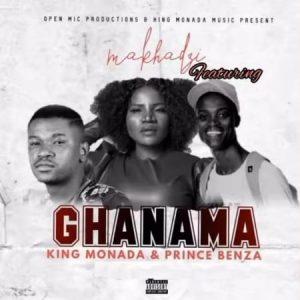 Makhadzi - Ganama (Video) ft. Prince Benza