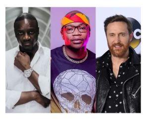 Master KG – Shine Your Light Ft. David Guetta & Akon (Snippet)