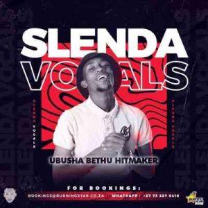 Slenda vocals & Drift Vega – Bass and Drum