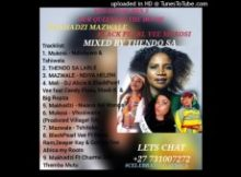 THENDO SA – AFRICA DAY MIX VEN-HOUSE ft MAKHADZI MUKOSI MAZWALE BLACK PEARL
