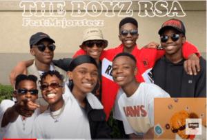 The Boyz RSA – Commas On My Head Ft Majorsteez & OxxiMoron