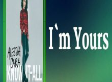Alessia Cara – I'm Yours (DJ MoneyMaker Original Remix)