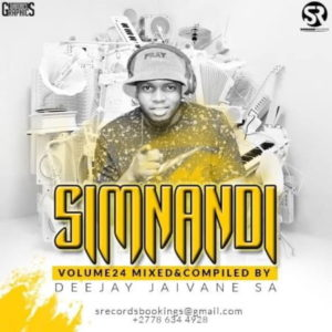 DJ Jaivane – Simnandi Vol 24 Live Mix (Welcoming 2021)