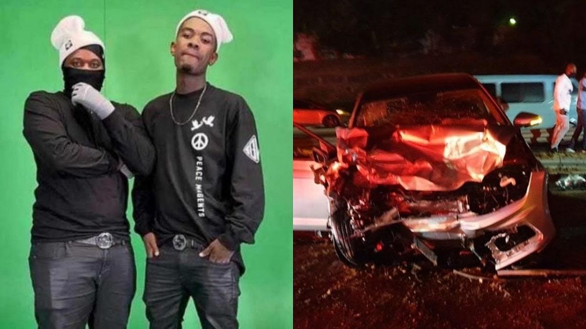 Killer Kau and Mpura Car Accident