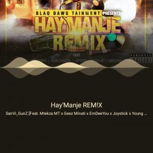 SanVi Gunz Hay'Manje Remix ft Young Canni...