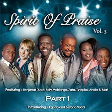 "Spirit of Praise – Spirit of Praise ""Vol. 3"" Part 1"