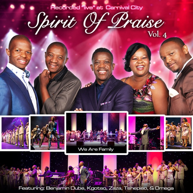 Spirit of Praise – Spirit of Praise, Vol. 4