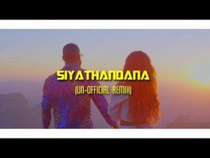 Casper Nyovest Ft Akon, TI, 50 Cent, Rick Ross & Rihanna – Siyathandana (Un-Official Remix)