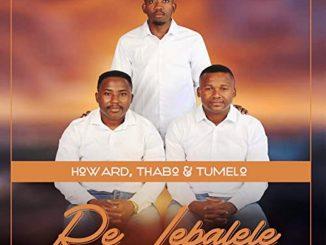 Howard, Thabo & Tumelo - Mohau