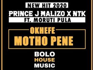 Prince J Malizo - Okhefe Motho Pene Ft Moruti Pula
