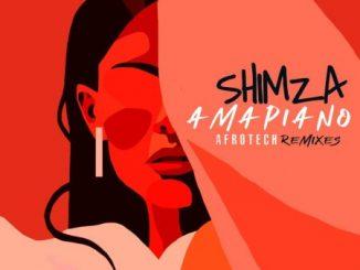 Shimza – Amapiano Afrotech Remixes – EP