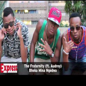 The Fraternity – Bheka Mina Ngedwa